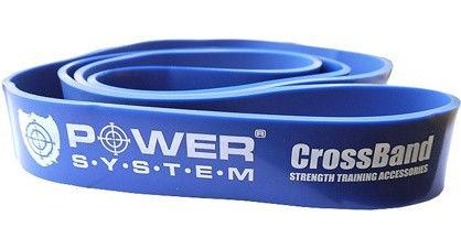 Резина для тренировок CrossFit Level 4 Blue PS - 4054 фото видео изображение
