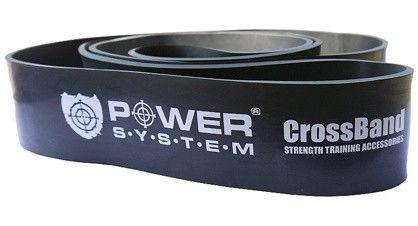 Резина для тренировок CrossFit Level 5 Black PS - 4055 фото видео изображение