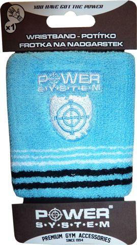 фото Напульсник Power System Wrist Band PS 4000 Синий видео отзывы