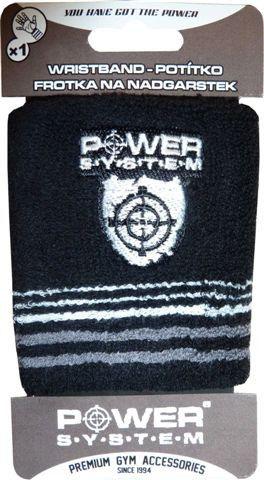 фото Напульсник Power System Wrist Band PS 4000 Черный видео отзывы