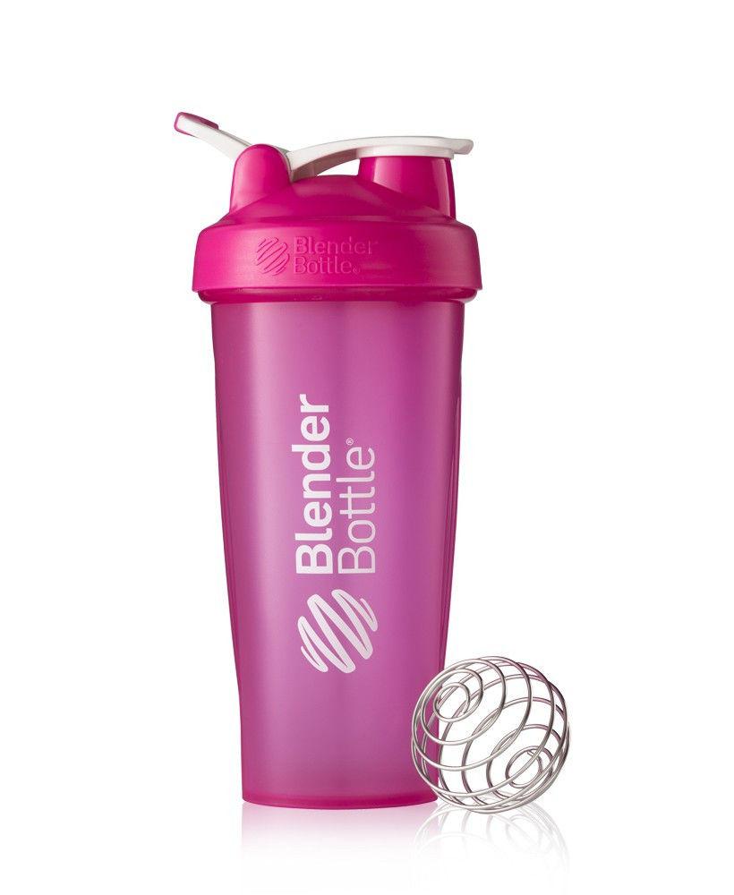 Цена Шейкер спортивный BlenderBottle Classic Loop 820ml (ORIGINAL) Pink