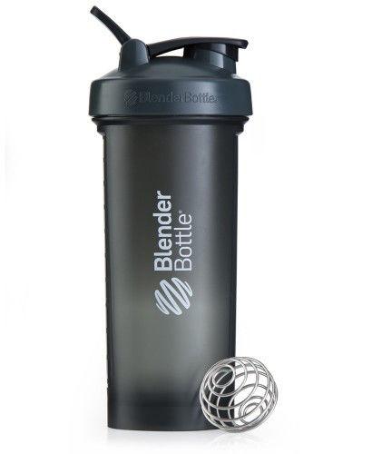 Шейкер спортивный BlenderBottle Pro45 1270ml (ORIGINAL) Grey-White фото видео изображение