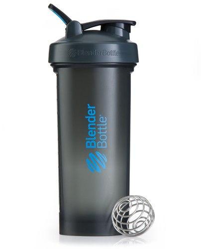Шейкер спортивный BlenderBottle Pro45 1270ml (ORIGINAL) Grey-Blue фото видео изображение
