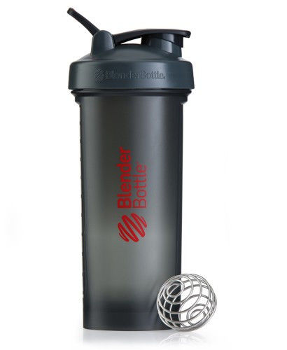 Шейкер спортивный BlenderBottle Pro45 1270ml (ORIGINAL) Grey-Red фото видео изображение