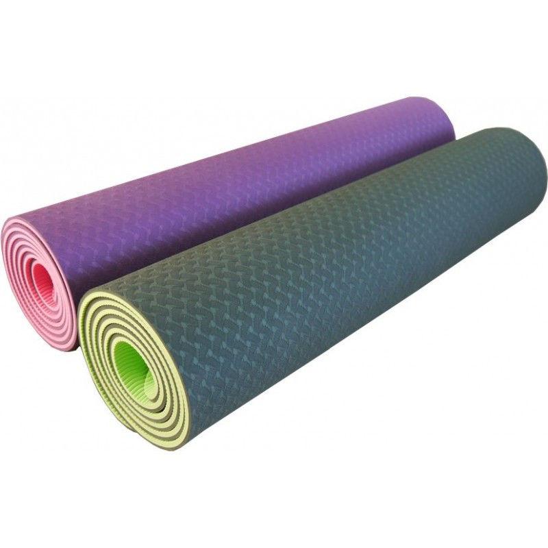 Йога-мат Power System Yoga Mat Premium PS-4056 фото видео изображение