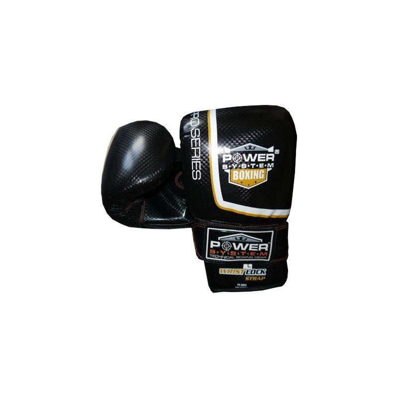 Перчатки снарядные Power System PS 5003 Bag Gloves Storm S, Черный фото видео изображение