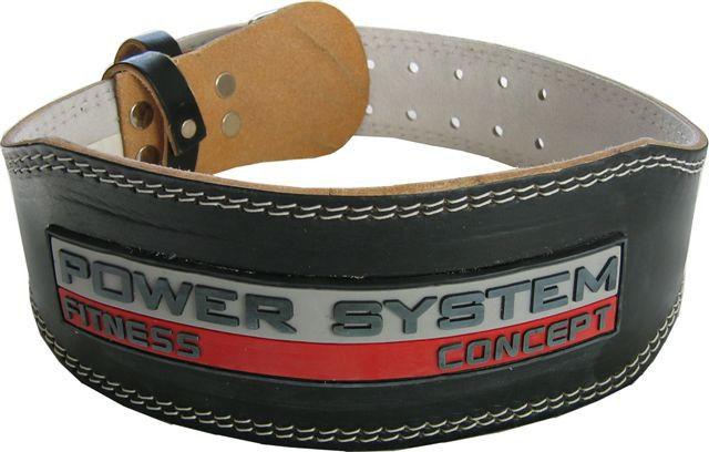 Пояс Power System Power Black PS - 3100 M фото видео изображение