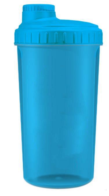 Шейкер 360 Неоновый-синий