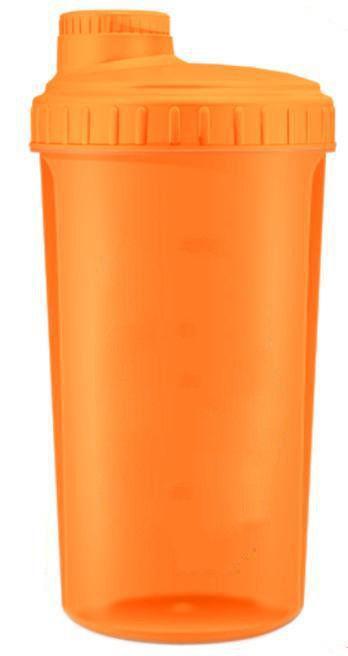 Шейкер 360 Неоновый-оранжевый