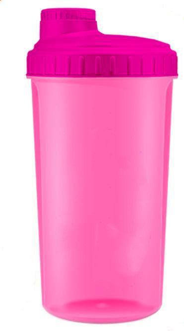 Шейкер 360 Неоновый-розовый