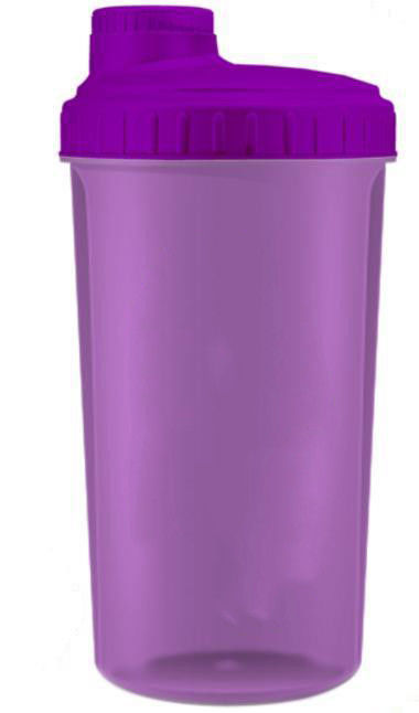Шейкер 360 Неоновый-фиолетовый