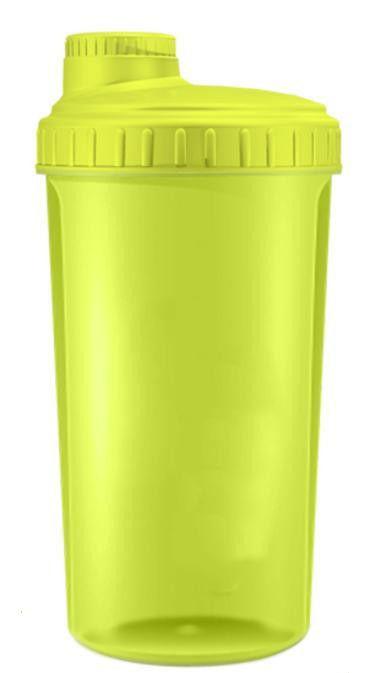 Шейкер 360 Неоновый-желтый