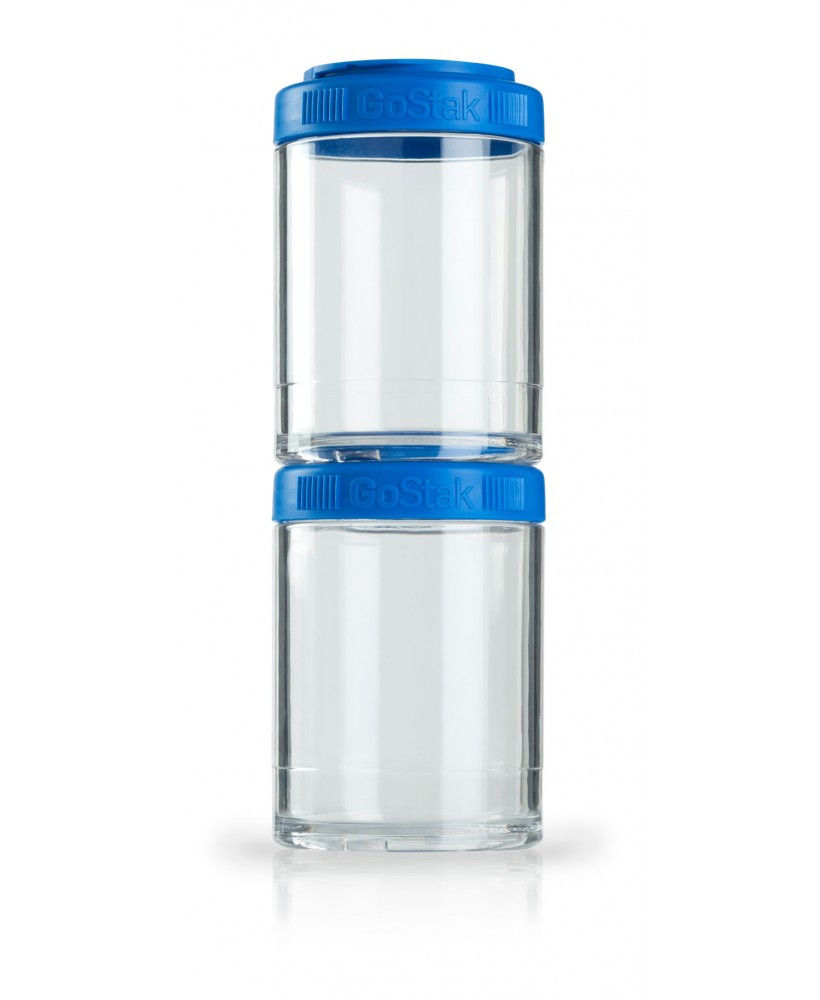 Контейнер спортивный BlenderBottle GoStak 2 Pak (ORIGINAL) Blue