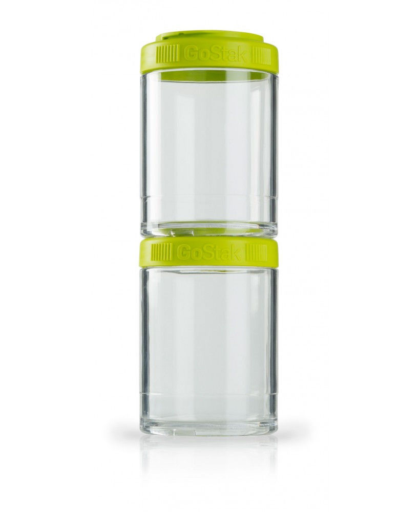 Контейнер спортивный BlenderBottle GoStak 2 Pak (ORIGINAL) Green
