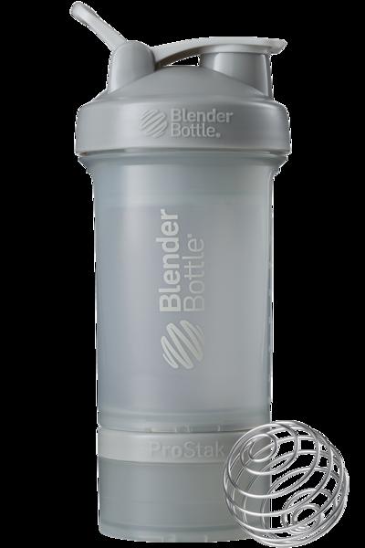 Купить Шейкер спортивный BlenderBottle ProStak 650ml (ORIGINAL) Grey цена