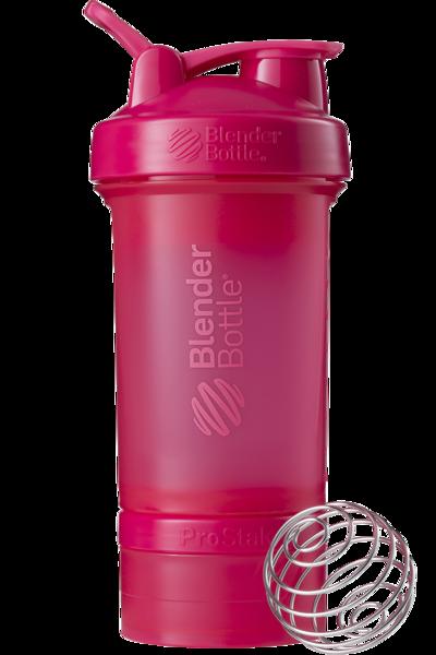 Купить Шейкер спортивный BlenderBottle ProStak 650ml (ORIGINAL) Pink-Pink цена