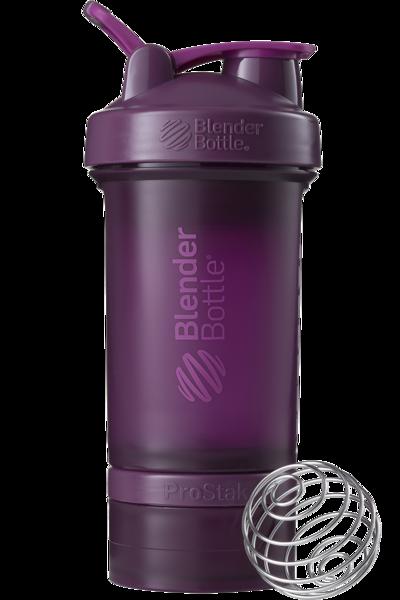 Купить Шейкер спортивный BlenderBottle ProStak 650ml (ORIGINAL) Plum цена