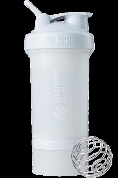 Купить Шейкер спортивный BlenderBottle ProStak 650ml (ORIGINAL) White цена