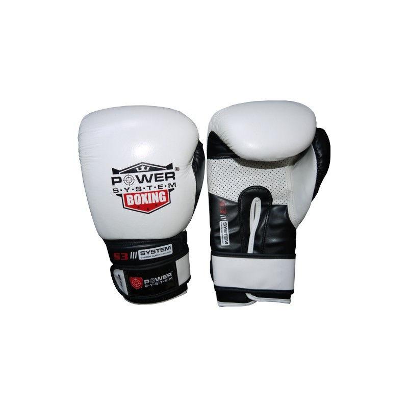 Перчатки для бокса Power System PS - 5002 IMPACT  / TARGET 16oz фото видео изображение