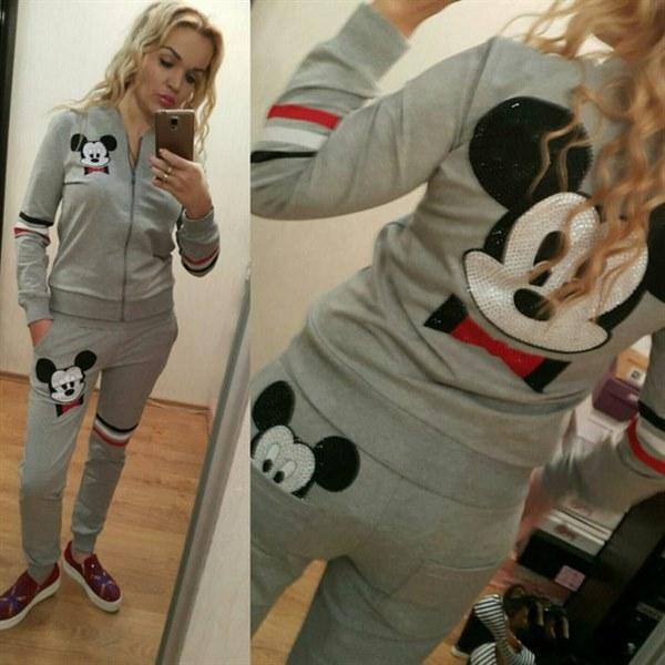 f4907b125a8 Спортивный костюм Микки купить Украина цена Киев Спортивный костюм Микки Турция  Спортивные костюмы женские