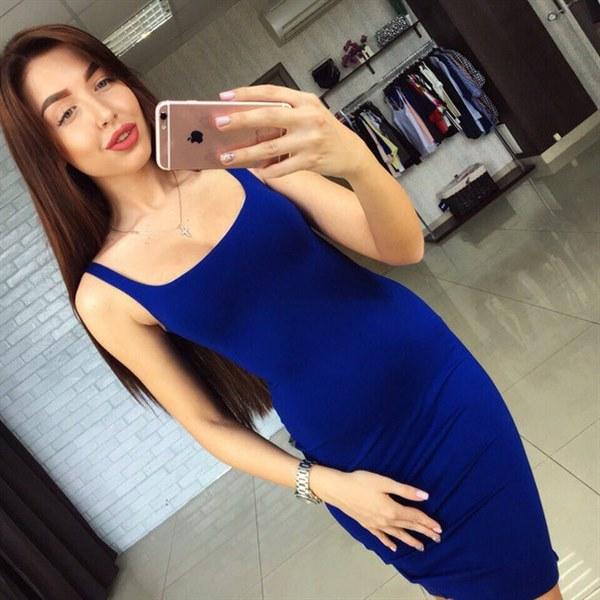 Купить Силуэтное платье с утяжкой цена