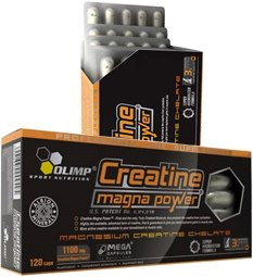 Creatine Magna Power 300 капсул