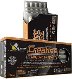 Цена Creatine Magna Power 300 капсул