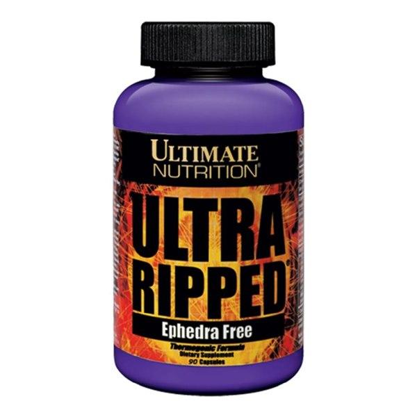 Ultra Ripped Ephedra Free 90 капс фото видео изображение