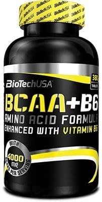 Цена BCAA + B6 100 таб