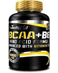Цена BCAA +B6 340 таб