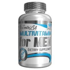 Цена Multivitamin Men 60 табл