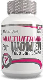 Цена Multivitamin Women 60 табл