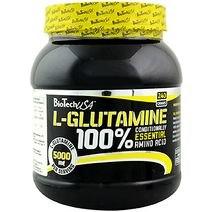 Цена 100% L-glutamine 500 гр