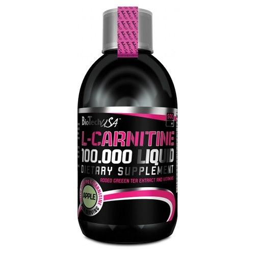 Цена L-carnitine 100 000 500 ml