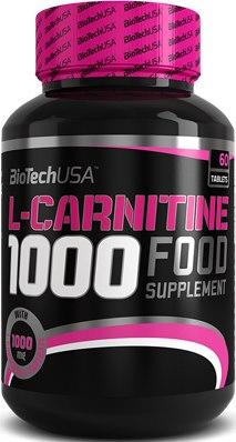 фото L-carnitine 1000 Mg 60 табл видео отзывы