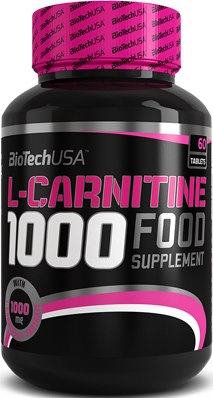 Цена L-carnitine 1000 Mg 60 табл