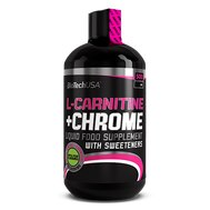 Цена L-carnitine 70 000 + chrome 500 ml