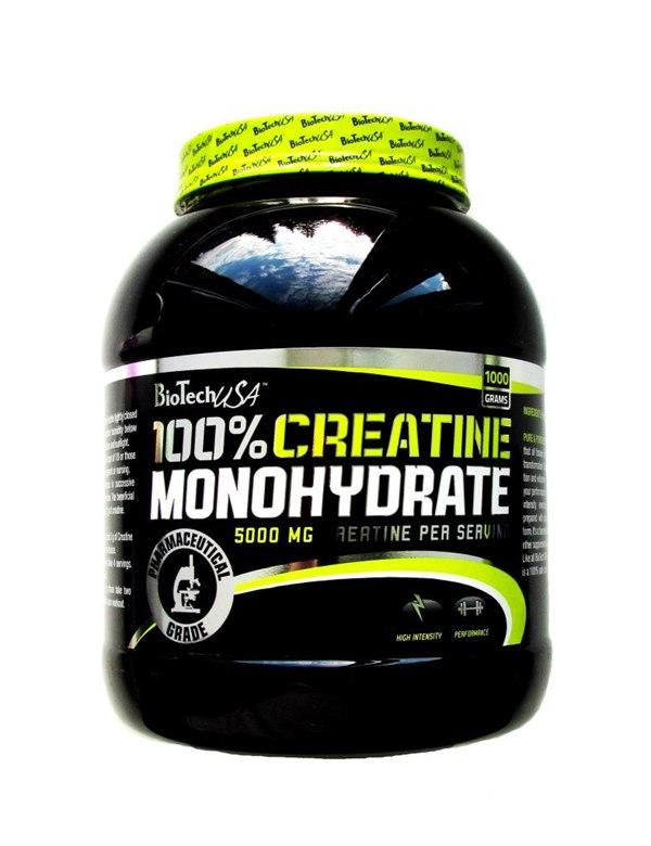Цена 100% Creatine Monohydrate 1000 гр