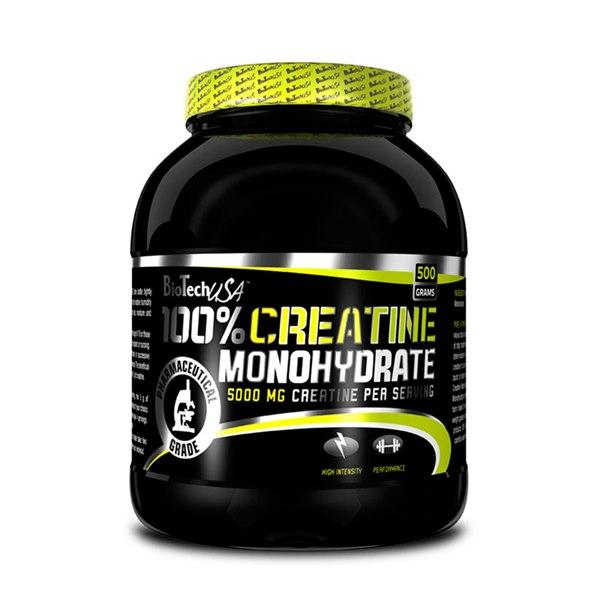 Цена 100 % Creatine Monohydrate Банка 500 гр
