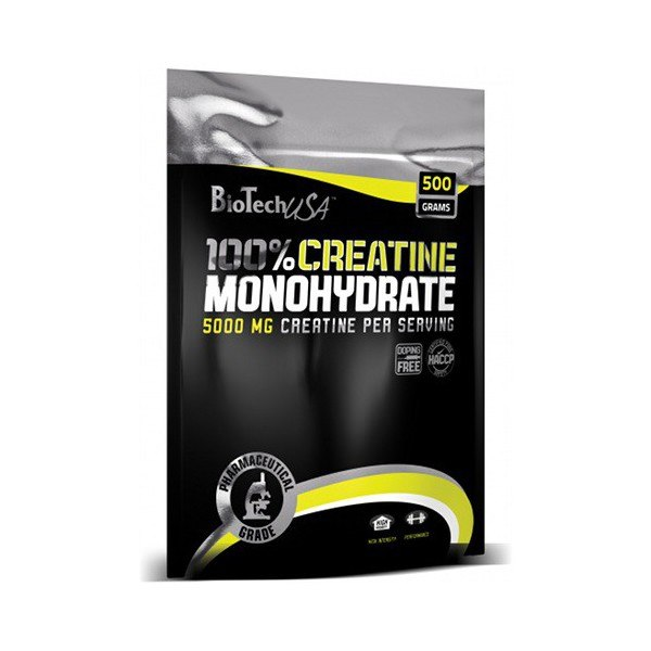 Цена 100 Creatine Monohydrate Пакет 500 гр