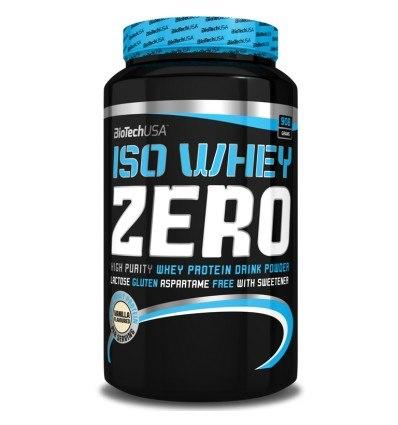 Iso Whey Zero Lactose Free 908 гр фото видео изображение