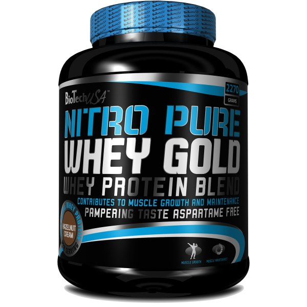 фото Nitro Pure Whey Gold 2,2 кг видео отзывы