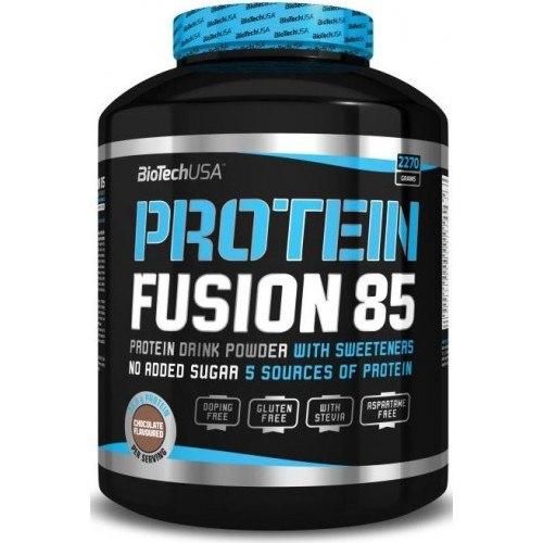 Protein Fusion 2,2 кг фото видео изображение