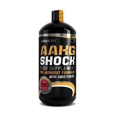 AAKG Shock Extreme 1000 мл фото видео изображение
