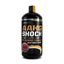 фото AAKG Shock Extreme 1000 мл видео отзывы