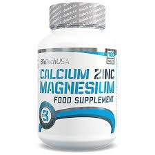 Цена Calcium Magnesium Zinc 100 табл