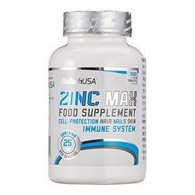Natural Zinc 100 табл фото видео изображение