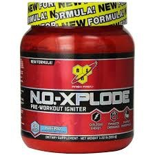 Цена N.O. Xplode 3.3 Caffeine Free 552 гр