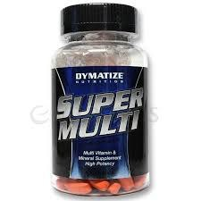 фото Super Multi Vitamin 120 caps видео отзывы
