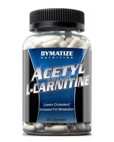 Acetyl L-carnitine 90 caps фото видео изображение